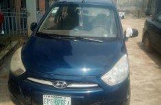 Hyundai I10 2012 Blue for sale
