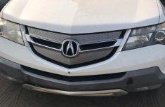 Acura MDX 2007 White for sale