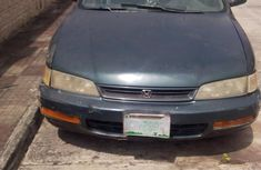 Honda Accord 1999 Coupe Green for sale