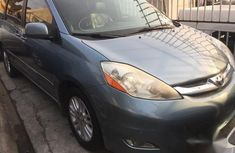 Toyota Sienna 2007 XLE Limited Blue for sale