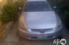 Honda Accord Automatic 2003 Gray for sale