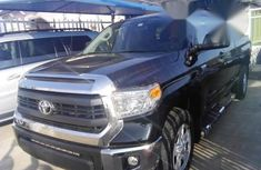 Toyota Tundra 2014 Black for sale