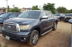 2012 Grey/Sliver Toyota Tundra for sale in Lagos