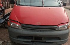 Toyota Hiace 2001 Red for sale