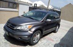 Honda CR-V 2010 Gray for sale