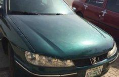 Peugeot 406 2001 Green fỏ sale