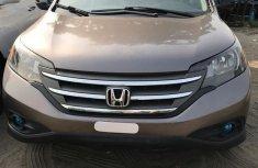 Honda CR-V 2013 Brown for sale