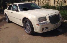 Chrysler 300C 2008 White for sale