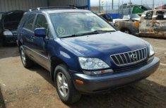 Lexus RX 2002 Blue for sale