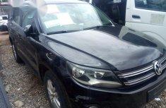 Volkswagen Tiguan 2013 Black for sale