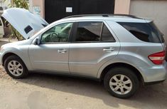 Mercedes-Benz C350 2007 Silver for sale