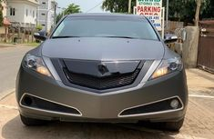 Almost brand new Acura ZDX 2012 for sale