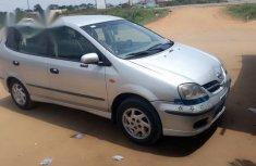 Nissan Almera 2002 Tino Silver for sale