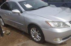 Lexus ES 2011 Silver for sale