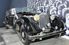 Adolf Hitler's Car: The most technologically advanced car at that time