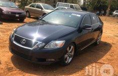 Lexus GS350 2008 Black for sale