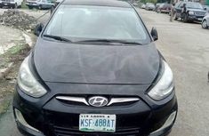 Almost brand new Hyundai Accent Petrol 2012 for sale