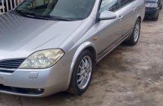 Nissan Primera 2005 Silver for sale
