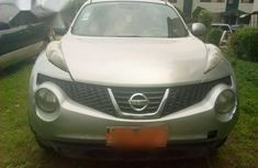 Used Nissan Juke 2011 Silver for sale