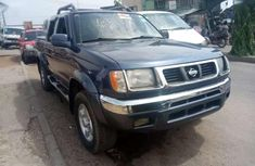 Nissan Frontier 2000 Model double cabin for sale