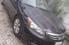 Honda Accord Sedan EX Automatic 2011 Black for sale