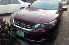 2014 Honda Accord for sale in Lagos