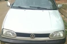 Volkswagen Golf 1994 Variant Silver for sale