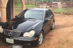 Mercedes-Benz C280 2008 Black for sale