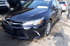 Clean tokunbo Toyota Camry 2015