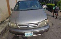 Very clean reg Toyota Sienna for sale