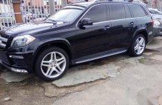 Mercedes Benz Gl550 2014 Black for sale