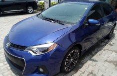 Almost brand new Toyota Corolla Petrol 2014