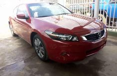Honda Accord 2010 coupe EX-L Red for sale