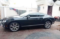 Bentley Continental 2013 Gray for sale