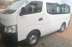 Clean Nissan Urvan 2014 White for sale