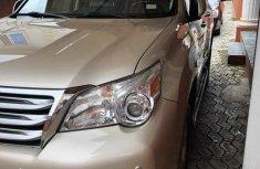 Lexus GX 460 2012 Gold FOR SALE