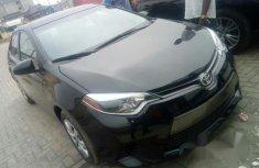 Toyota Corolla LE 2016 Black for sale