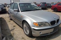 BMW 330i 2003 Silver for sale