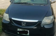 Honda City 2005 Black for sale