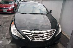 Limited Hyundai Sonata 2012 Black for sale