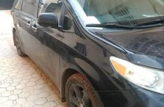 Toyota Sienna 2011 Limited 7 Passenger Black for sale