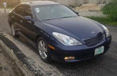 Lexus ES330 2006 Blue for sale