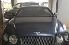 Bentley Continental 2007 Mulliner R Gray for sale