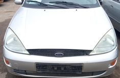 Ford Focus 2.0 Wagon 2000 Silver for sale