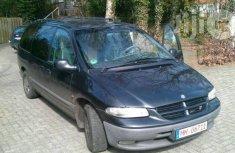 Chrysler Voyager 1999 Black for sale