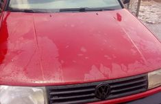 Volkswagen Vento 1999 Red for sale