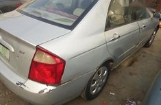 Kia Cerato 2005 Silver for sale