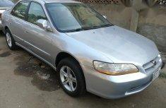 Honda Accord 1999 LX Silver for sale