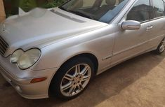 Mercedes-Benz C280 2007 Silver for sale