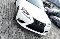 Lexus Is300 2016 White for sale
